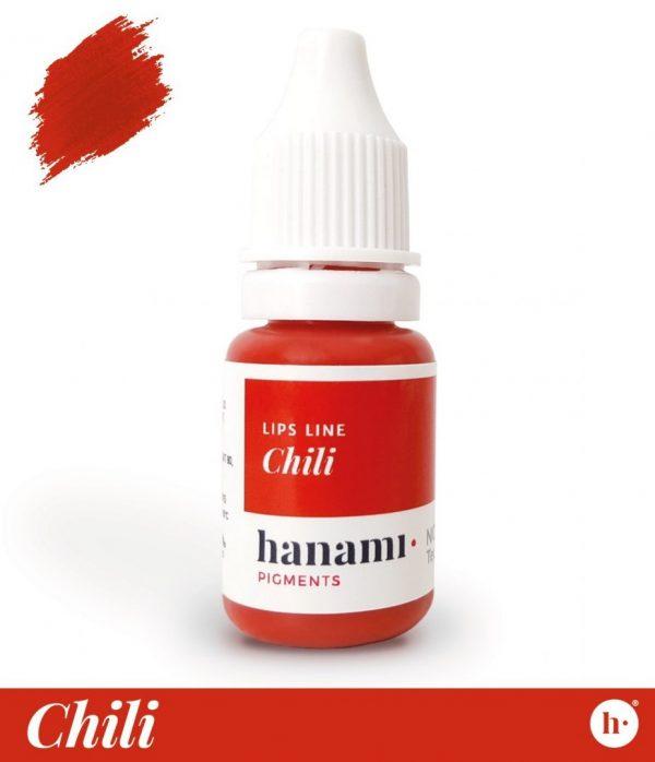 hanami Permanent Make Up Chili