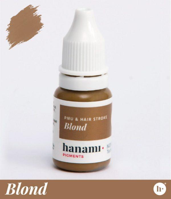 hanami Permanent Make Up Blond
